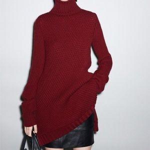 Celine turtle neck cashmere sweater!